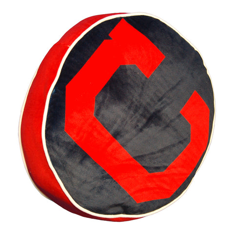 Cleveland Indians Cloud Pillow