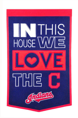 Cleveland Indians Home Banner
