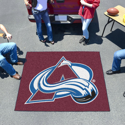 Colorado Avalanche Tailgater Mat