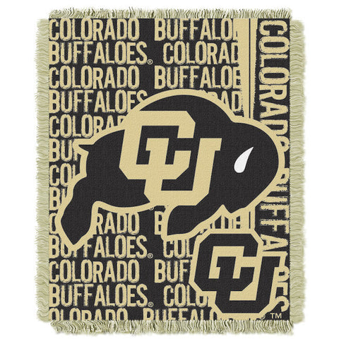 NCAA Colorado Buffaloes Woven Decorative Tapestry - Bed, Bath, And My Team