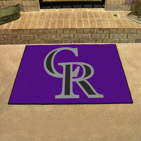 Colorado Rockies All Star Mat
