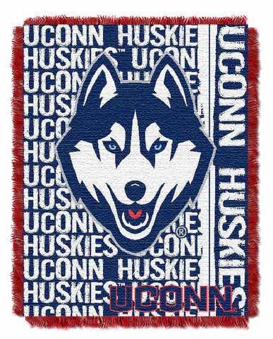 NCAA Connecticut Huskies Woven Decorative Tapestry - Bed, Bath, And My Team