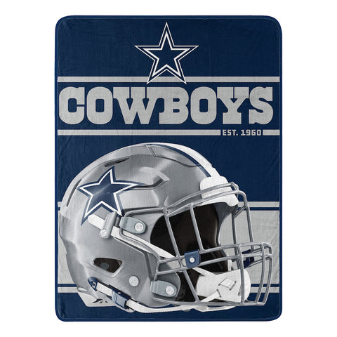 NFL Dallas Cowboys Micro Raschel Throw - Bed, Bath, And My Team
