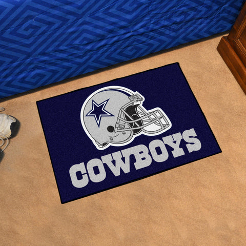 NFL Dallas Cowboys STARTER Rug - Bed, Bath, And My Team