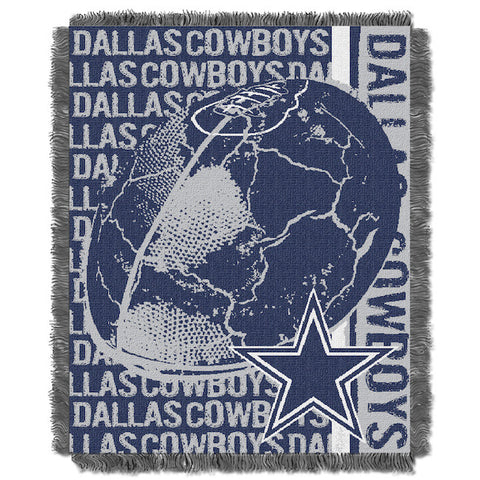 NFL Dallas Cowboys Woven Decorative Tapestry - Bed, Bath, And My Team
