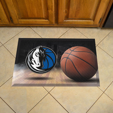 NBA Dallas Mavericks Scraper Doormat - Bed, Bath, And My Team