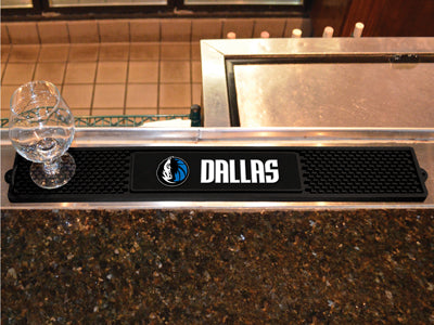 NBA Dallas Mavericks Bar and Drink Mat - Bed, Bath, And My Team