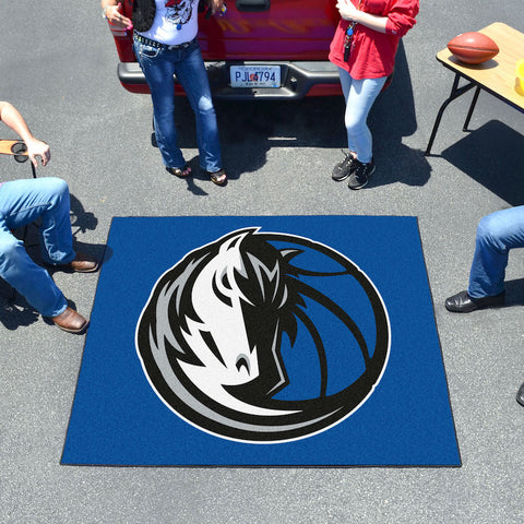 NBA Dallas Mavericks TAILGATER Mat - Bed, Bath, And My Team
