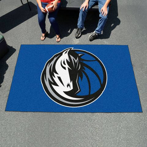 NBA Dallas Mavericks UTILI-MAT Area Rug - Bed, Bath, And My Team