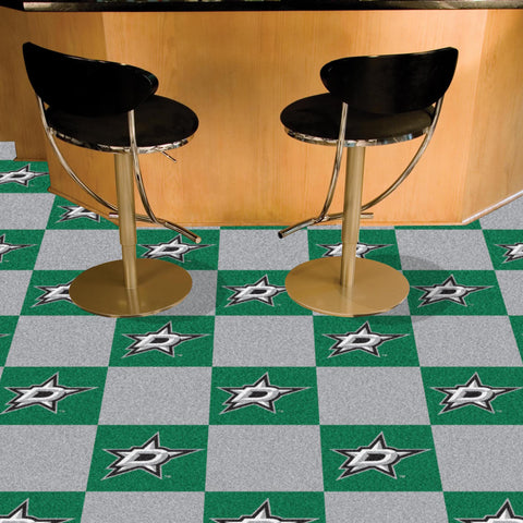Dallas Stars Carpet Tiles
