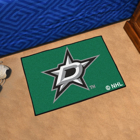 NHL Dallas Stars STARTER Rug - Bed, Bath, And My Team