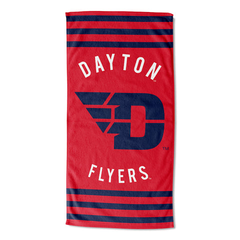 NCAA Dayton Flyers Beach Towel - Bed, Bath, And My Team