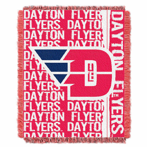 NCAA Dayton Flyers Woven Decorative Tapestry - Bed, Bath, And My Team