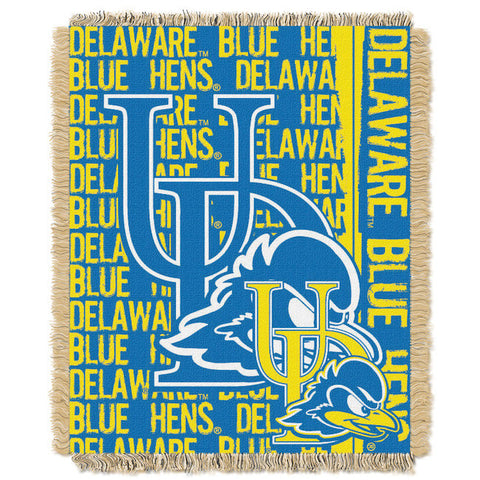 NCAA Delaware Blue Hens Woven Decorative Tapestry - Bed, Bath, And My Team