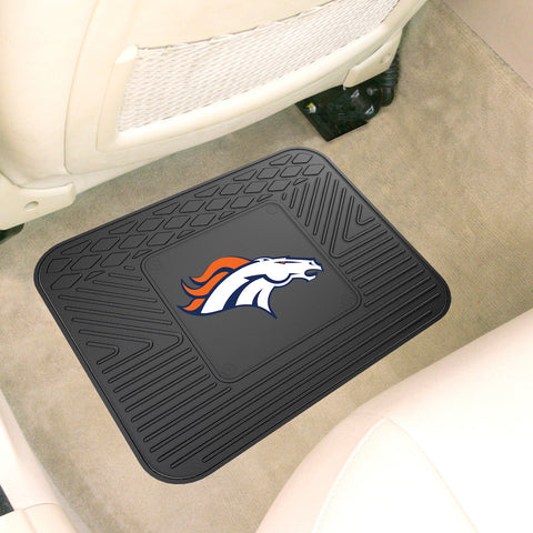 NFL Denver Broncos Small Utility Mat - Bed, Bath, And My Team