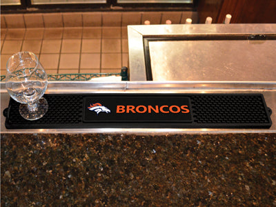 NFL Denver Broncos Bar and Drink Mat - Bed, Bath, And My Team