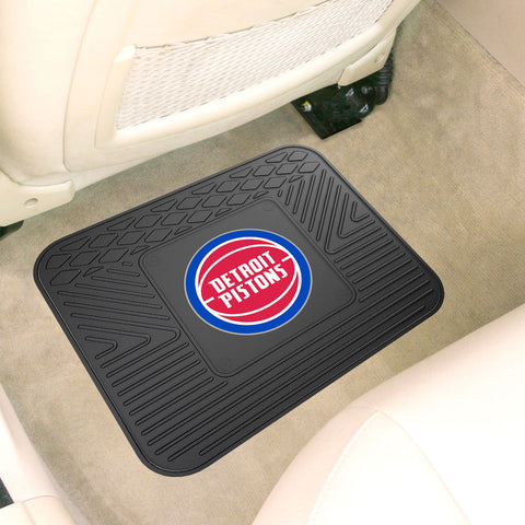 NBA Detroit Pistons Small Utility Mat - Bed, Bath, And My Team
