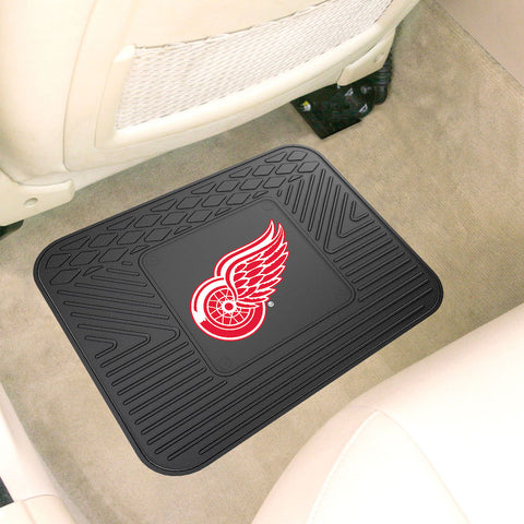 NHL Detroit Red Wings Small Utility Mat - Bed, Bath, And My Team