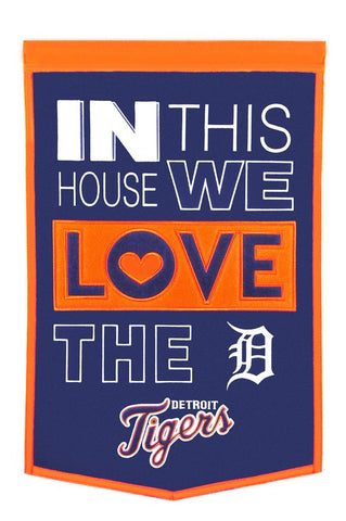 Detroit Tigers Home Banner