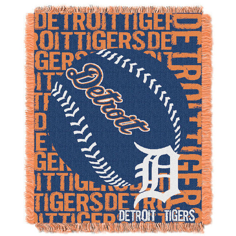 Detroit Tigers Woven Tapestry