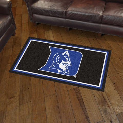 NCAA Duke Blue Devils 3 X 5 Ft. Plush Area Rug - Bed, Bath, And My Team