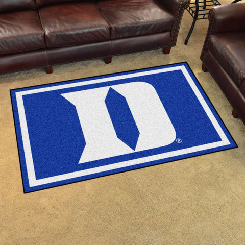 NCAA Duke Blue Devils 4 X 6 Ft. Area Rug - Bed, Bath, And My Team