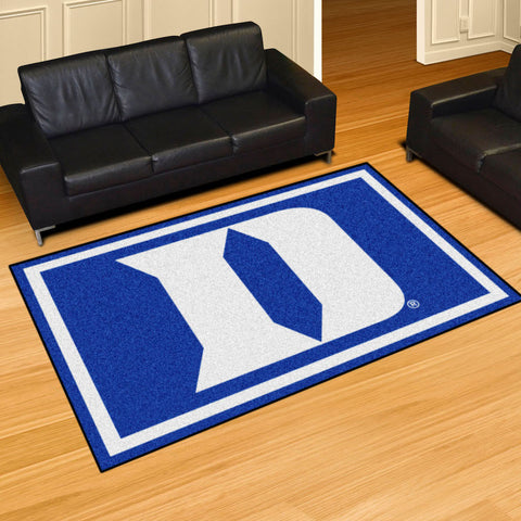 NCAA Duke Blue Devils 5 X 8 Ft. Area Rug - Bed, Bath, And My Team
