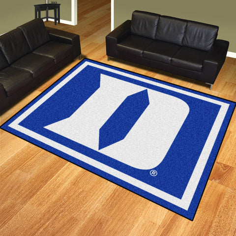 NCAA Duke Blue Devils 8 X 10 Ft. Area Rug - Bed, Bath, And My Team
