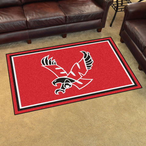 NCAA Eastern Washington Eagles 4 X 6 Ft. Area Rug - Bed, Bath, And My Team