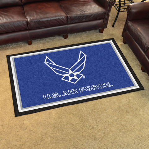 NCAA Air Force Falcons 4 X 6 Ft. Area Rug - Bed, Bath, And My Team