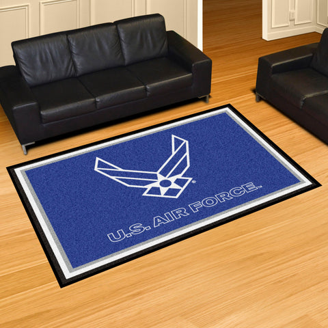 NCAA Air Force Falcons 5 X 8 Ft. Area Rug - Bed, Bath, And My Team