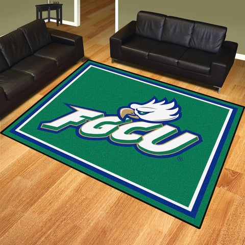 NCAA Florida Gulf Coast Eagles 8 X 10 Ft. Area Rug - Bed, Bath, And My Team