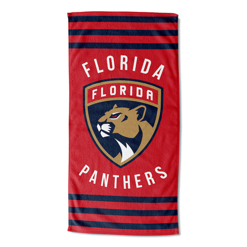 Florida Panthers Beach Towel