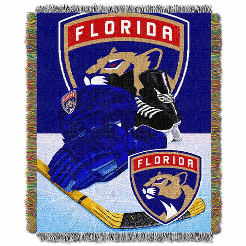 Florida Panthers Home Field Advantage Tapestry