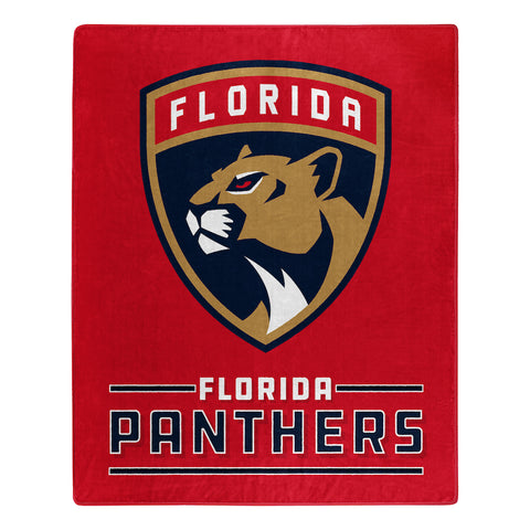 Florida Panthers Jersey Blanket