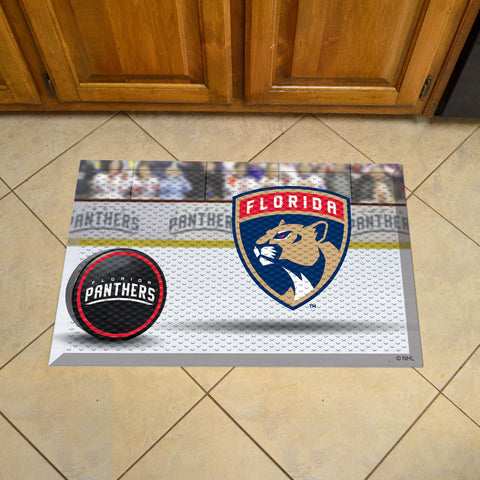 Florida Panthers Scraper Doormat