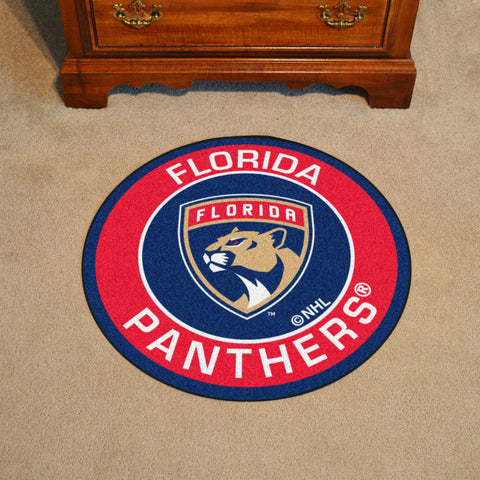 Florida Panthers Roundel Mat