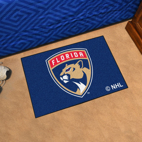 Florida Panthers Starter Mat