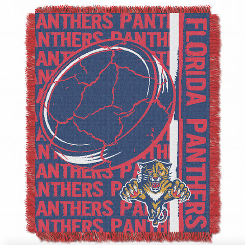 Florida Panthers Woven Tapestry