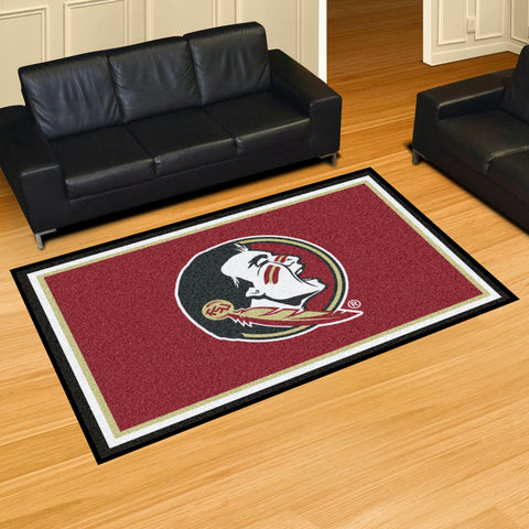 NCAA Florida State Seminoles 5 X 8 Ft. Area Rug - Bed, Bath, And My Team
