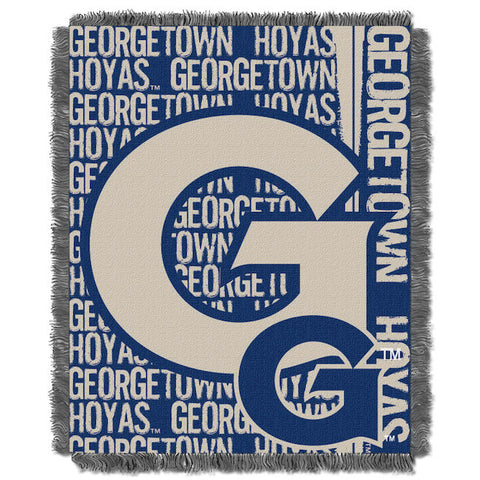 NCAA Georgetown Hoyas Woven Decorative Tapestry - Bed, Bath, And My Team