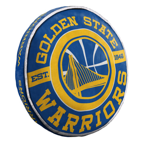 NBA Golden State Warriors Cloud Travel Pillow - Bed, Bath, And My Team