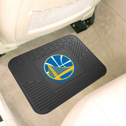 NBA Golden State Warriors Small Utility Mat - Bed, Bath, And My Team