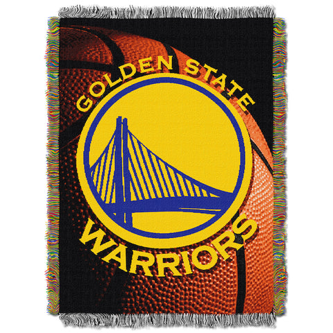 NBA Golden State Warriors PHOTO REAL Tapestry - Bed, Bath, And My Team