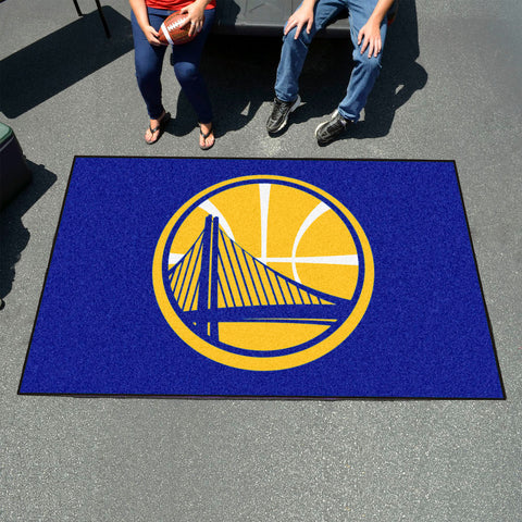 NBA Golden State Warriors UTILI-MAT Area Rug - Bed, Bath, And My Team