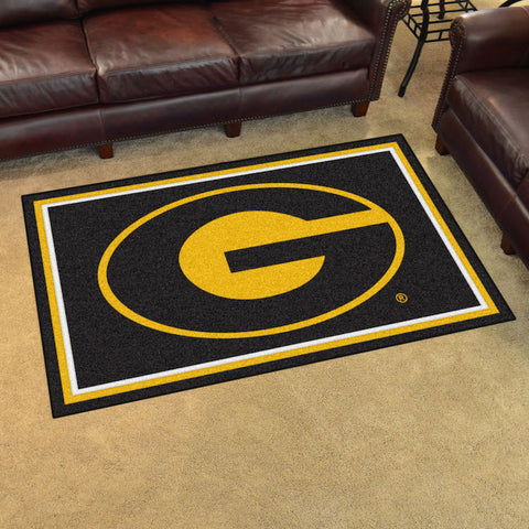NCAA Grambling State Tigers 4 X 6 Ft. Area Rug - Bed, Bath, And My Team