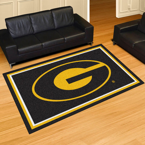 NCAA Grambling State Tigers 5 X 8 Ft. Area Rug - Bed, Bath, And My Team