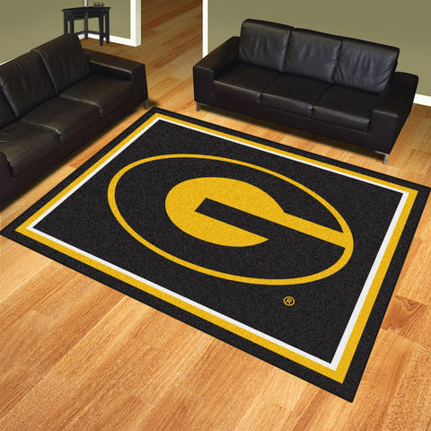 NCAA Grambling State Tigers 8 X 10 Ft. Area Rug - Bed, Bath, And My Team