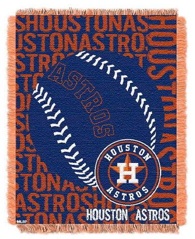 Houston Astros Woven Tapestry
