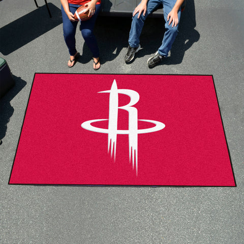 NBA Houston Rockets UTILI-MAT Area Rug - Bed, Bath, And My Team